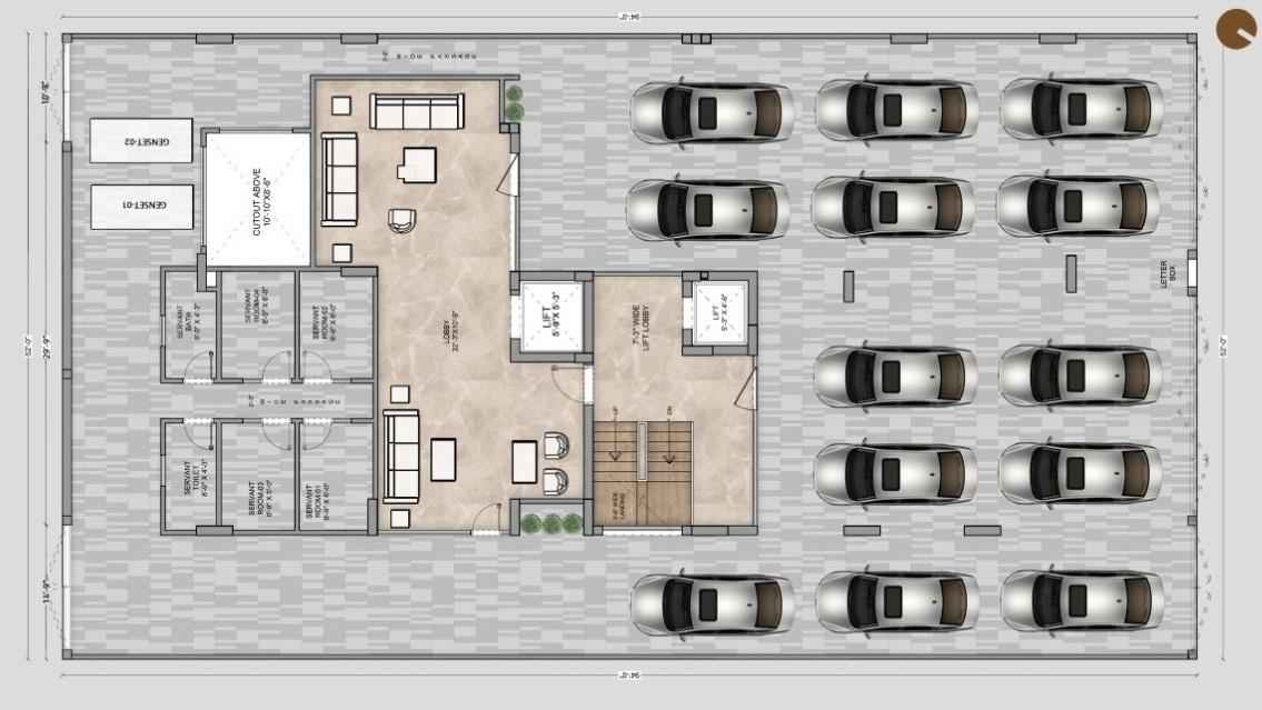 Geetanjali Enclave Plan 1